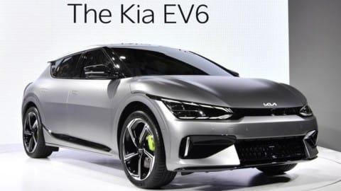 Crossover cỡ trung Kia EV6 2021 chính thức ra mắt, có thể chạy từ Hà Nội vào Đồng Hới sau 1 lần sạc