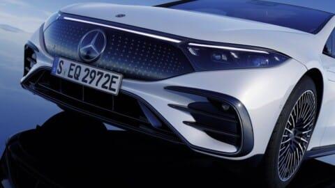 Xe sẽ về Việt Nam Mercedes-Benz EQS 2022 được lên kế hoạch lắp ráp tại Thái lan